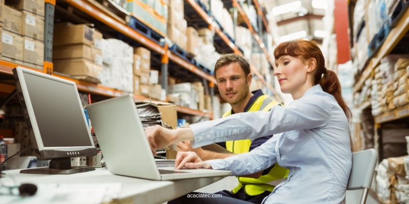 ¿Qué sistemas de gestion de almacen elegir según el modelo de negocio ?