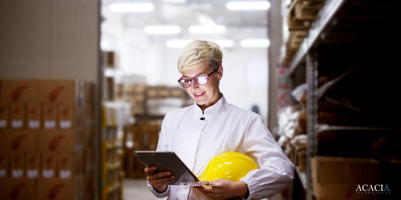 Cómo organizar un almacén logístico - Acacia Technologies