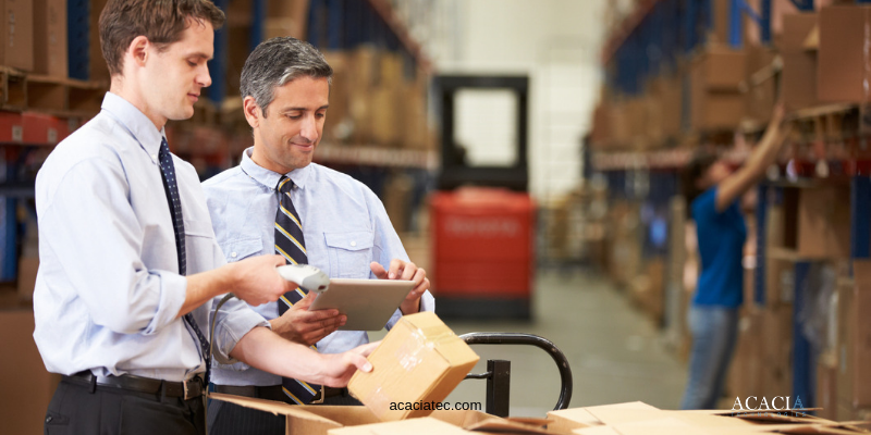 ¿Qué es un Warehouse Management System?