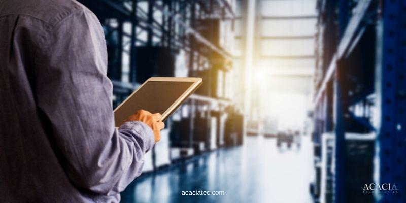 6 claves para mejorar el funcionamiento de un almacén - Acacia Technologies