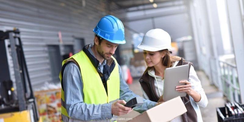 Optimizar el proceso de recepción de mercancía en mi almacén