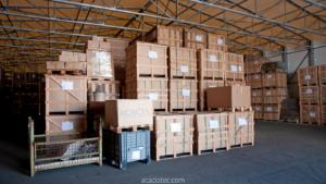Consolidación de bultos: por una gestión eficaz